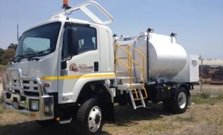 Fuel Truck 4x4 6000L 1