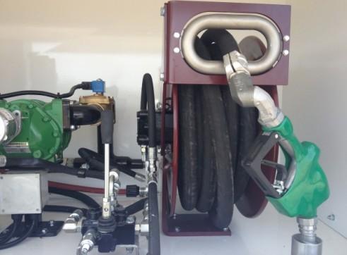 Fuel Truck 4x4 6000L 5