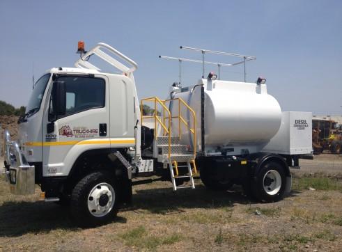 Fuel Truck 4x4 6000L 4