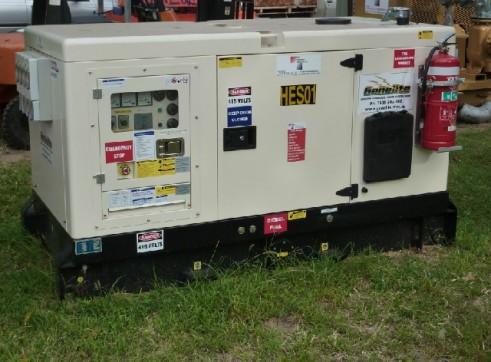 Genelite Kubota Diesel 20KVA Generator Silenced Set 1