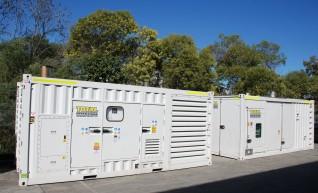 Generator - Silenced Diesel 1000 kVA Prime Power 1