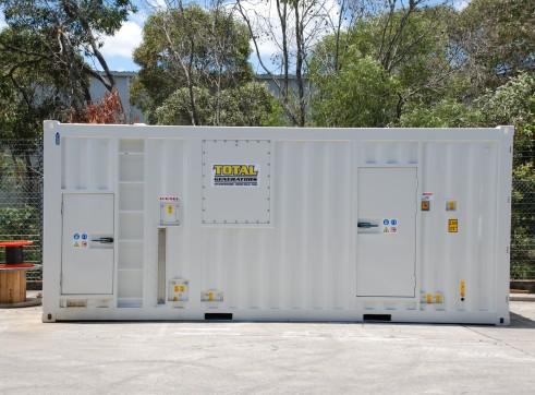 Generator - Silenced Diesel 1250 kVA Prime Power 1