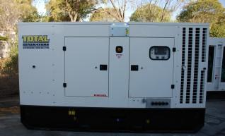 Generator - Silenced Diesel 200 kVA Prime Power 1