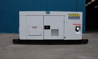 Generator - Silenced Diesel 30 kVA Prime Power 1