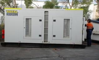 Generator - Silenced Diesel 350 kVA Prime Power 1