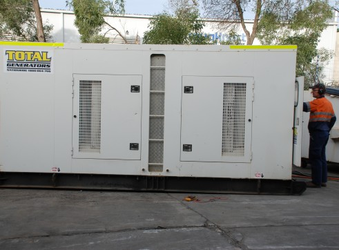 Generator - Silenced Diesel 350 kVA Prime Power