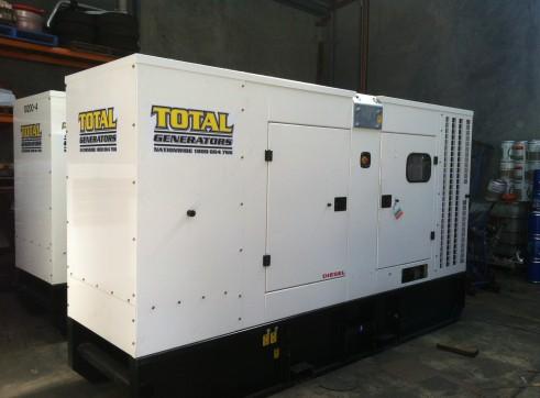 Generator - Silenced Diesel 500 kVA Prime Power