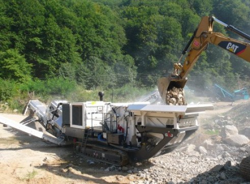 GIPO R131S Track mounted impactor 1