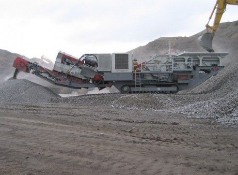 GIPO R131S Track mounted impactor 2