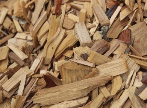 Golden Cypress Chips 3
