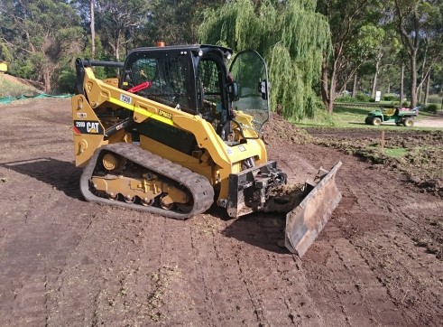 Golf Course Construction - Bayview Golf Club Stage 1