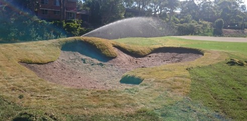 Golf Course Construction - Bayview Golf Club Stage 1 3