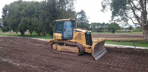 Golf Course Construction - Bayview Golf Club Stage 1 7