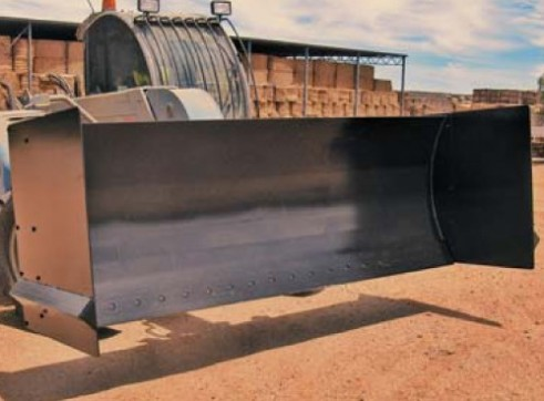 Grain / Silage Pusher Blade 1