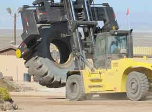 Greenfield GPI TH25 Tyre Manipulator 4