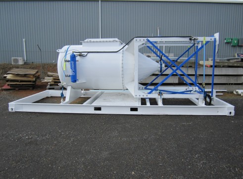 Grydale Vacuum Recovery System 1