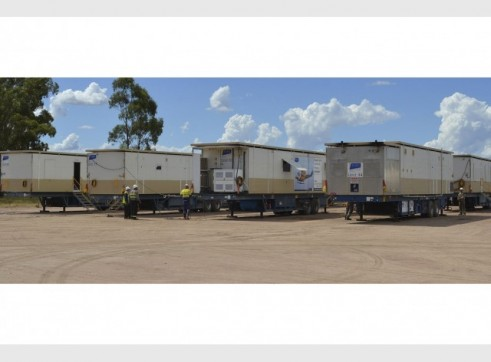 Site Offices - Various Configurations - Mobile Trailerised 12