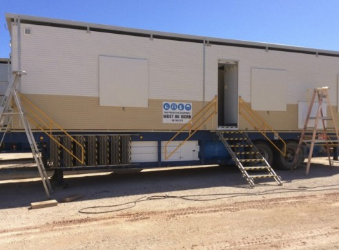 Site Offices - Various Configurations - Mobile Trailerised 5
