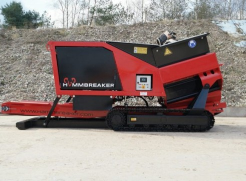 Hammbreaker Crusher / Shredder 1