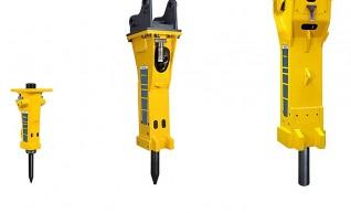 Hammer - suit 2-3.5T Excavator 1