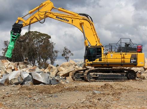 Hammer - suit 30-35T Excavator 1