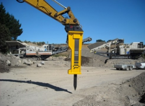 25-45T Hydraulic Hammer / Rock Breaker 1