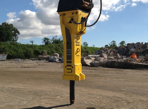 28-45T Hydraulic Hammer / Rock Breaker 1