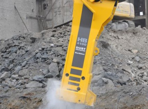 40-70T Hydraulic Hammer / Rock Breaker 2