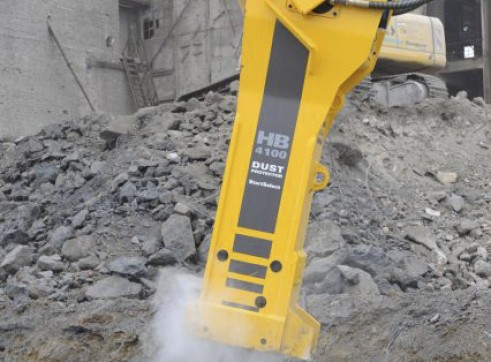 40-70T Hydraulic Hammer / Rock Breaker 1