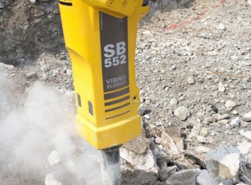 Hammer to suit 9-15T excavators 2