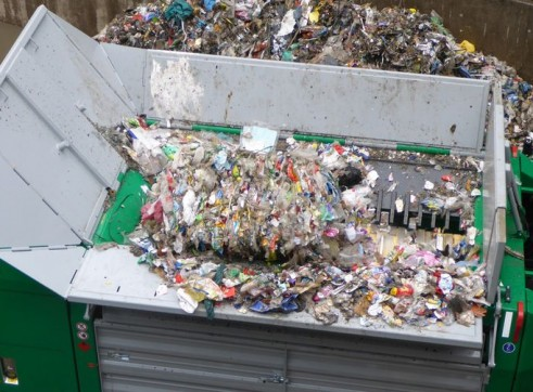 Hard Waste Shredder 1