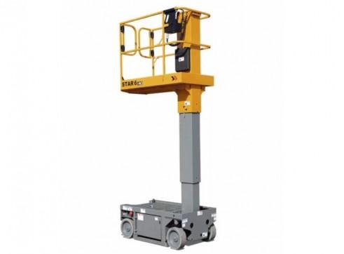 Haulotte Star 6 Vertical Electric Boom Lift 1