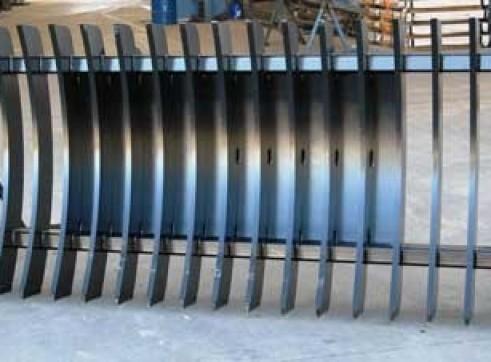 Heavy Duty Stick Rake Attachment  2