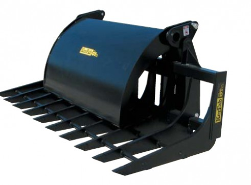 Heavy Duty Timber / Waste Grab 1