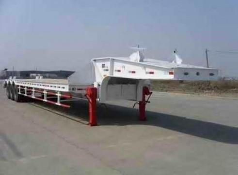 Heavy Floats Tri-Axle Macol Float 30T, 9.5 metre deck 1
