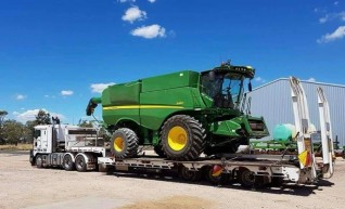 Heavy Haulage & Over Dimensional Loads 1