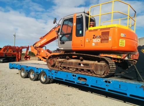 Heavy Haulage - Tri-axle deck widener extendable 3
