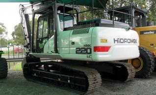 Hidromek 22 tonne Excavator 1