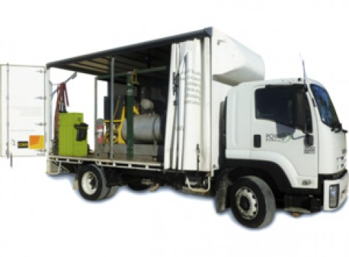 High Pressure Water Blasting Units 1