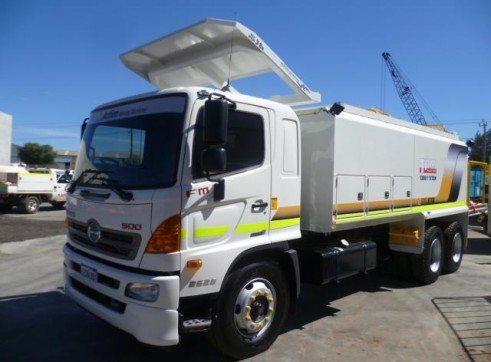 Hino Ranger Pro 14 6x4 AMS6700 Service Truck 1
