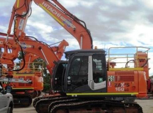 Hitachi 16T Tracked Excavators