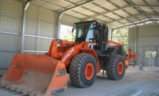 Hitachi 3.5cbm Wheel Loader 1