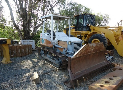 HITACHI DX40 DOZER 1