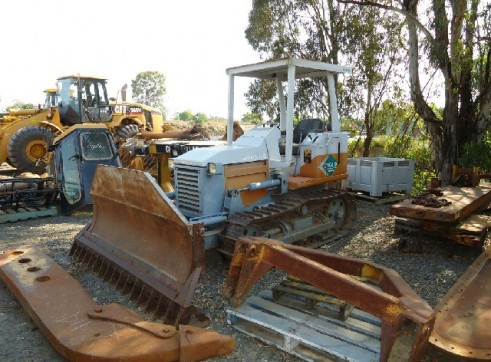 HITACHI DX40 DOZER 2
