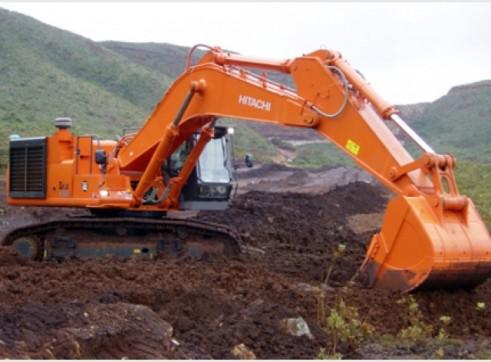 Hitachi EX1200 -5D Excavator 1