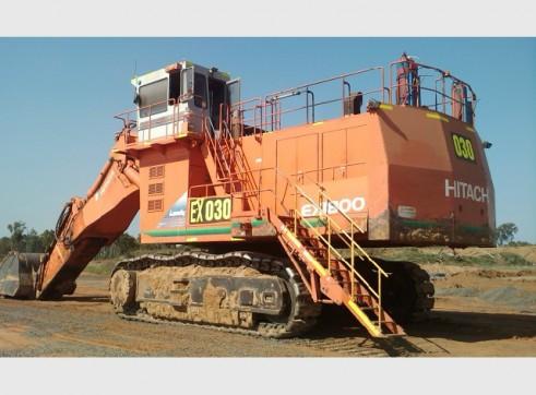 Hitachi EX1800-3 Excavator 1