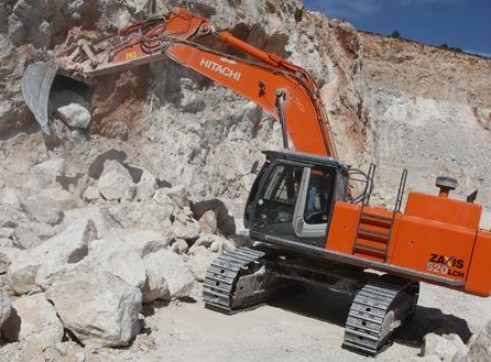 Hitachi ZX520LCH Excavator