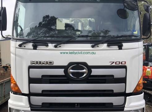 Hook / Bogie Truck 1