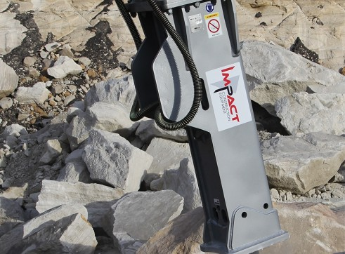 Hydraulic Breakers 1
