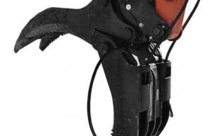 Hydraulic Grab - suit 26-30T Excavator 1